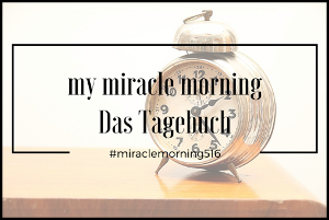 my miracle morningDas Tagebuch_logo