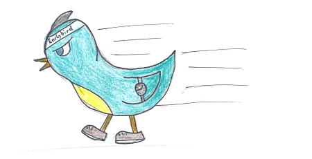 Zusammenfassung – 1. weltweiter #earlybirdrun, 30.08.2015